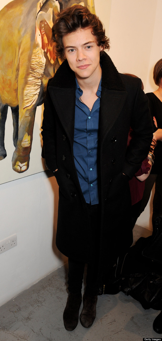 harry styles loughran gallery pop up opening par