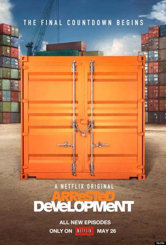 arrested development premiere date
