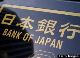 Bank Of Japan Stimulus