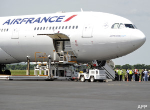 Air France Condamne
