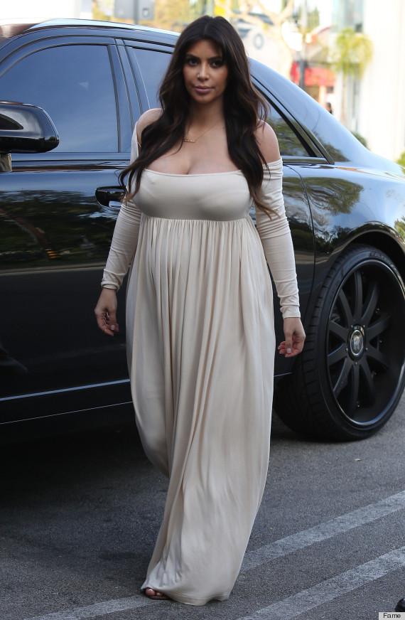 Kim Kardashian Bust