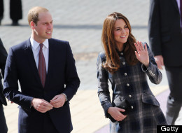 Kate And Wills Visit Commonwealth Games Arena