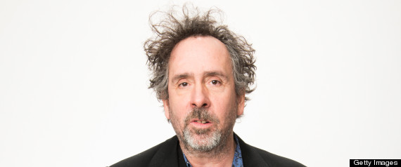 TIM BURTON BIG EYES
