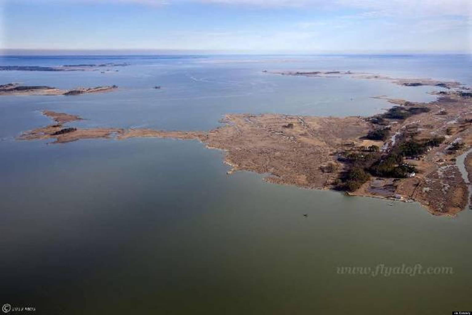 Maryland Island Property For Sale: Big Chesapeake ...