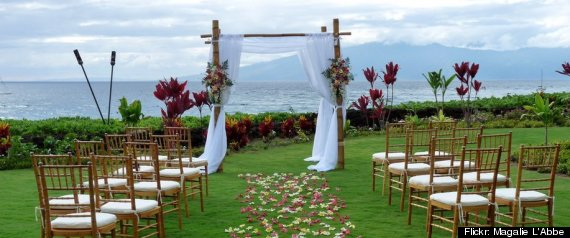 Beach Wedding Ceremony Oahu: Destination Weddings: 10 Relaxing Resorts For A Stress