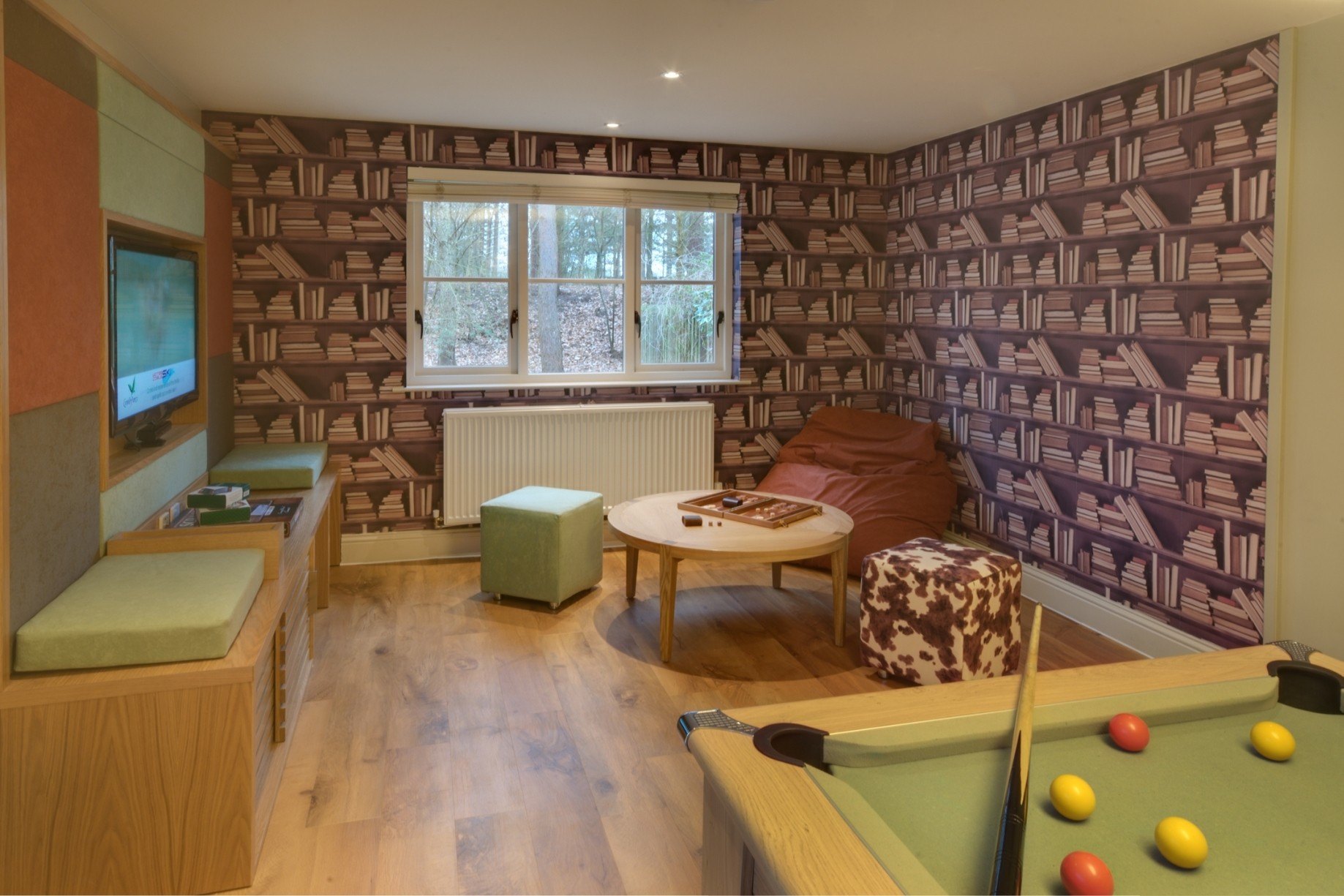 4 bedroom woodland lodge centre parcs woburn for 4 bedroom
