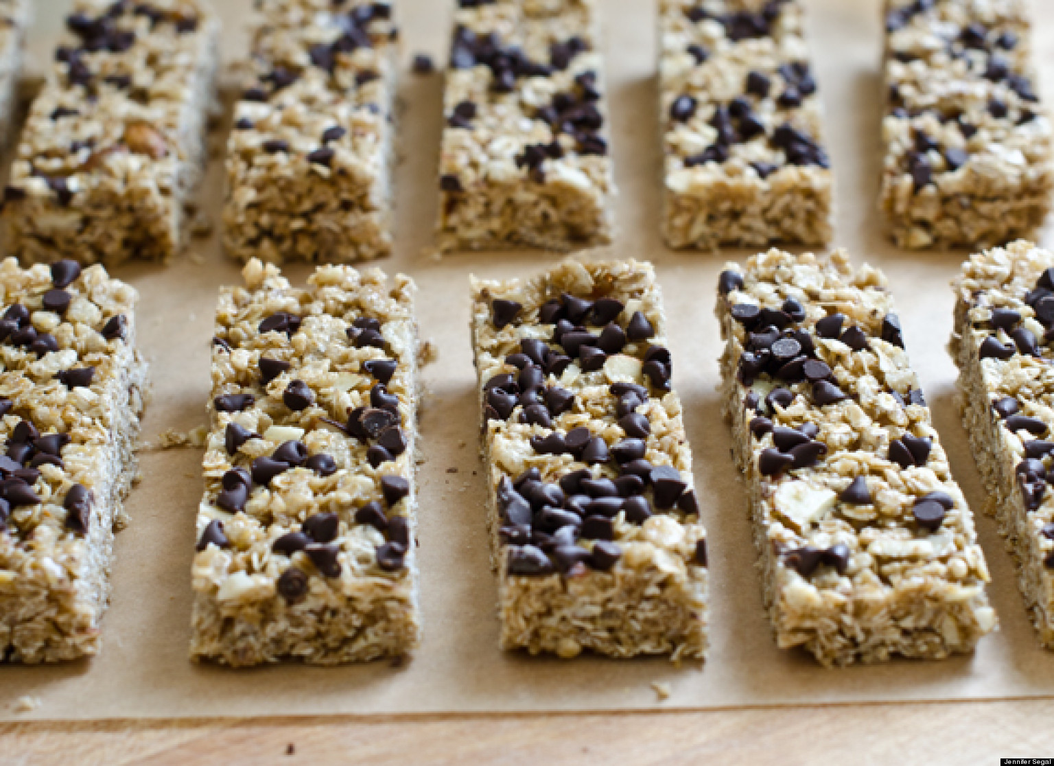 Homemade Granola Bars for Hungry Kids | HuffPost