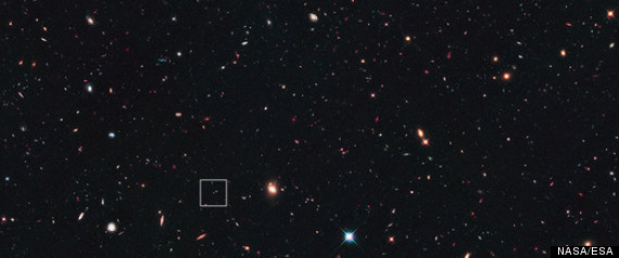 FARTHEST SUPERNOVA
