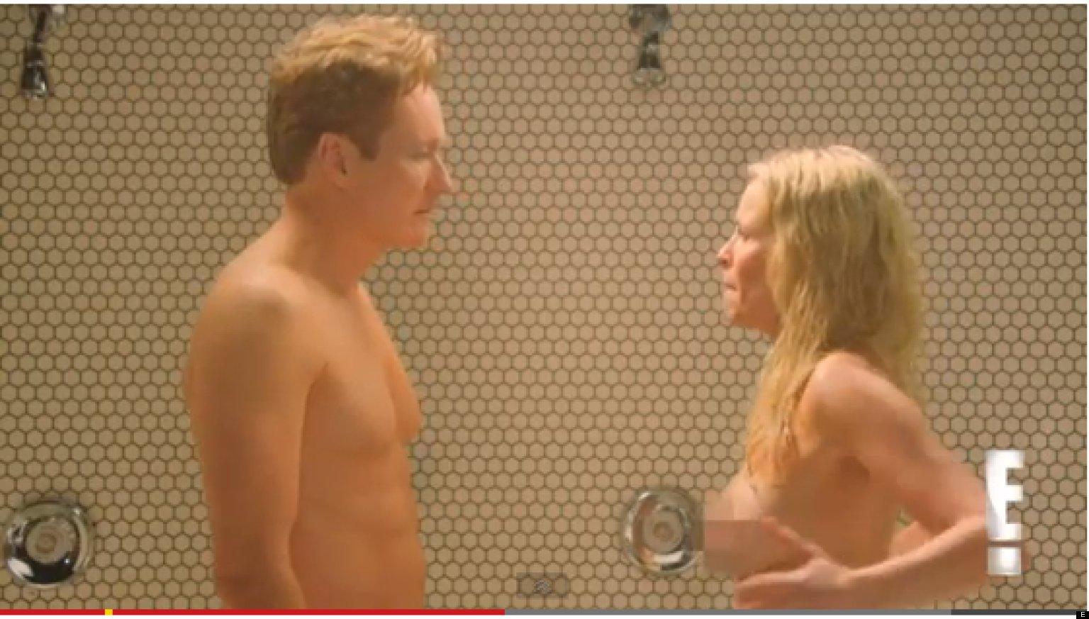 Shower Fight