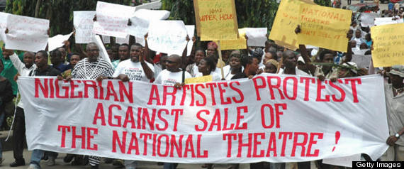 Nigeria National Theater