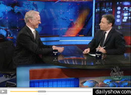 Gunn On Daily Show
