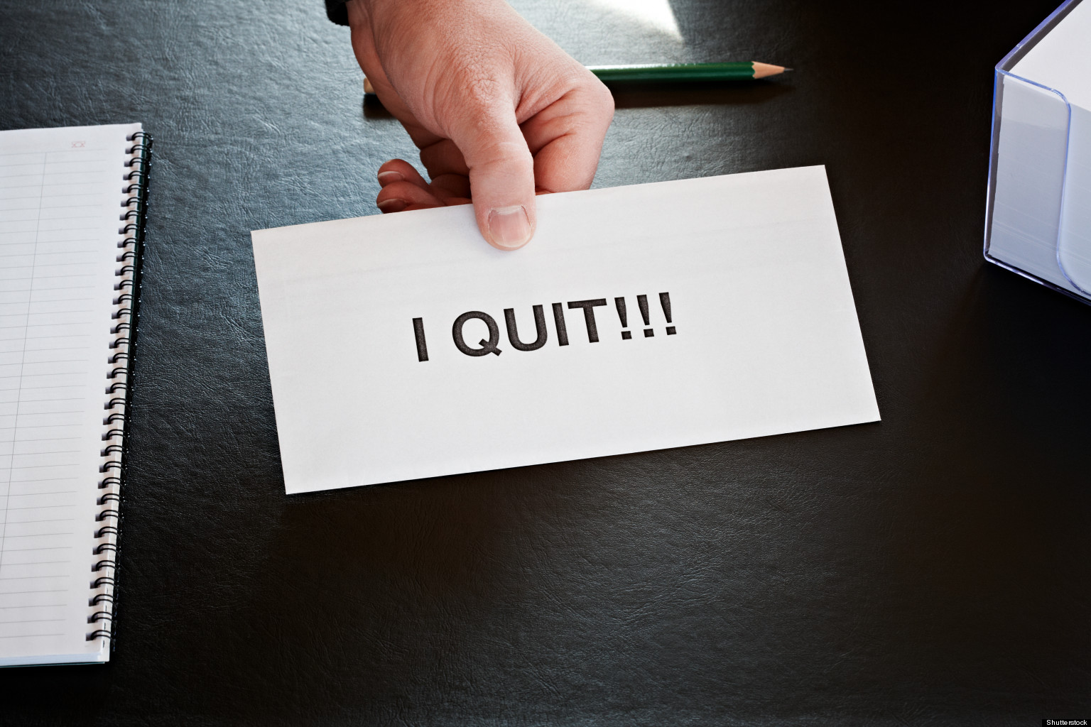 how to quit your job in style the huffington post