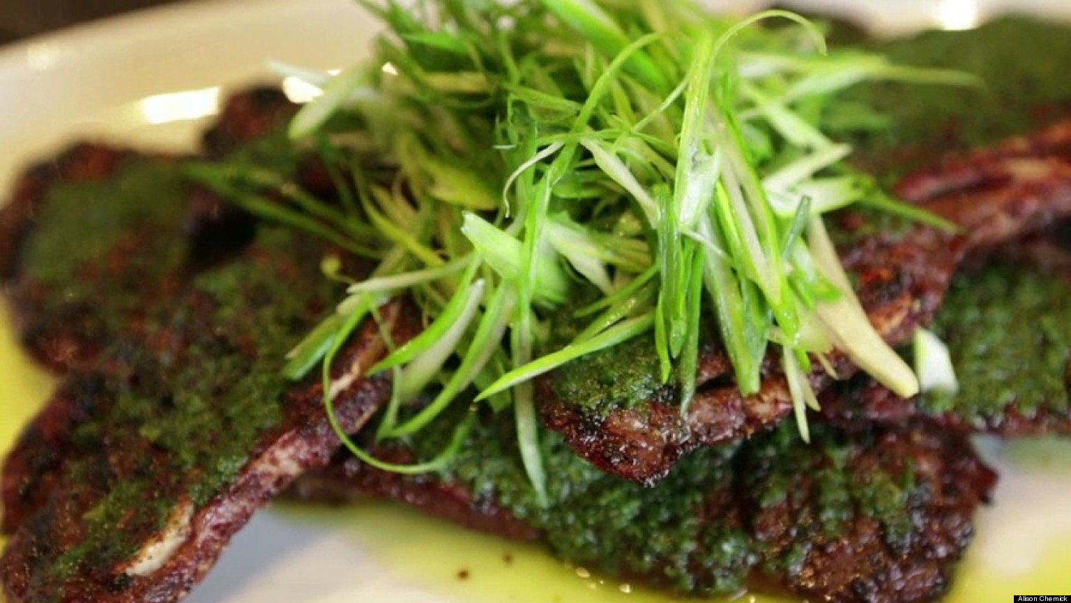 WATCH: The Most Beautiful Meat In LA?