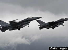 NATO Jet Crashes In Afghanistan