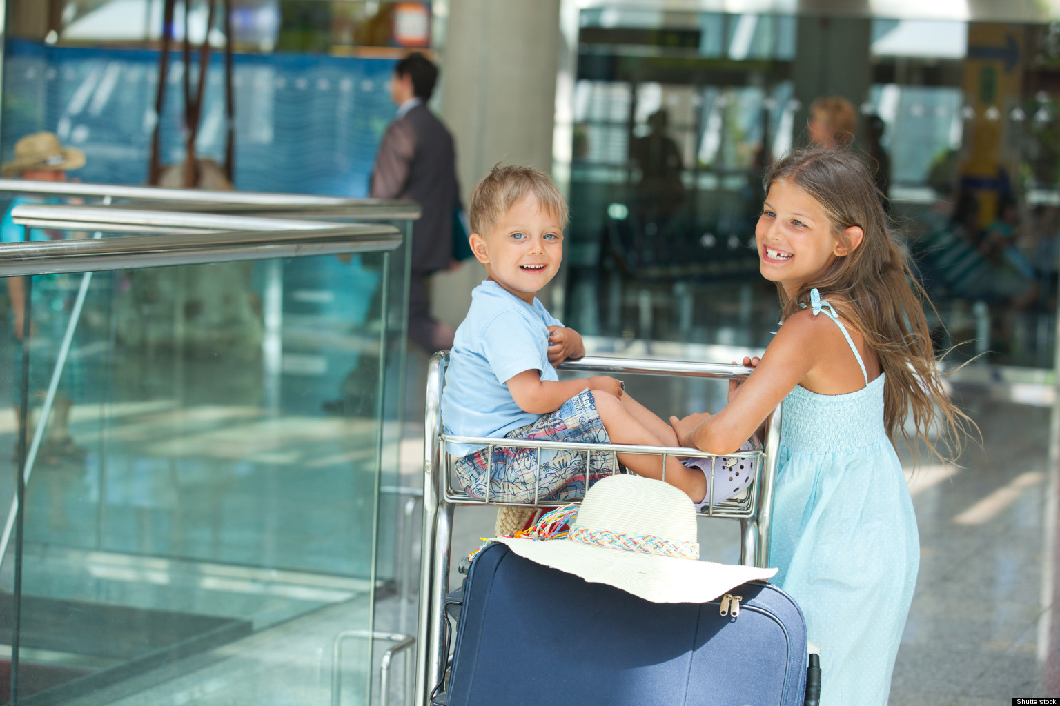 Best Airports For Traveling With Kids Galtime