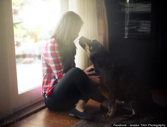 jessica trinh pet photography