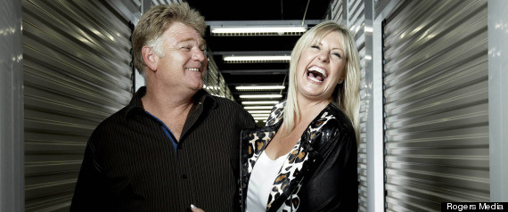 Storage Wars Canada': Auctioneers Dan And Laura Dotson Hint At What's