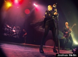PHOTOS: Garbage Play Uptown's Riviera Theatre