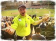 Charley Marcuse, Detroit Tigers Singing Hot Dog Man, Possibly Fired For Anti-Ketchup Stance (VIDEO)