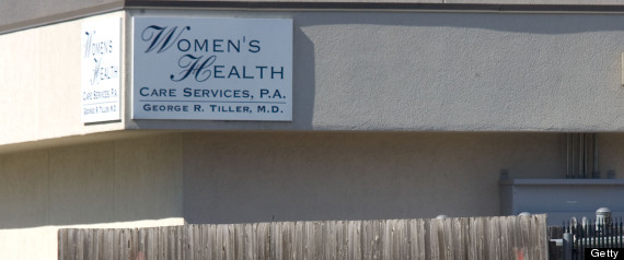 GEORGE TILLER ABORTION CLINIC
