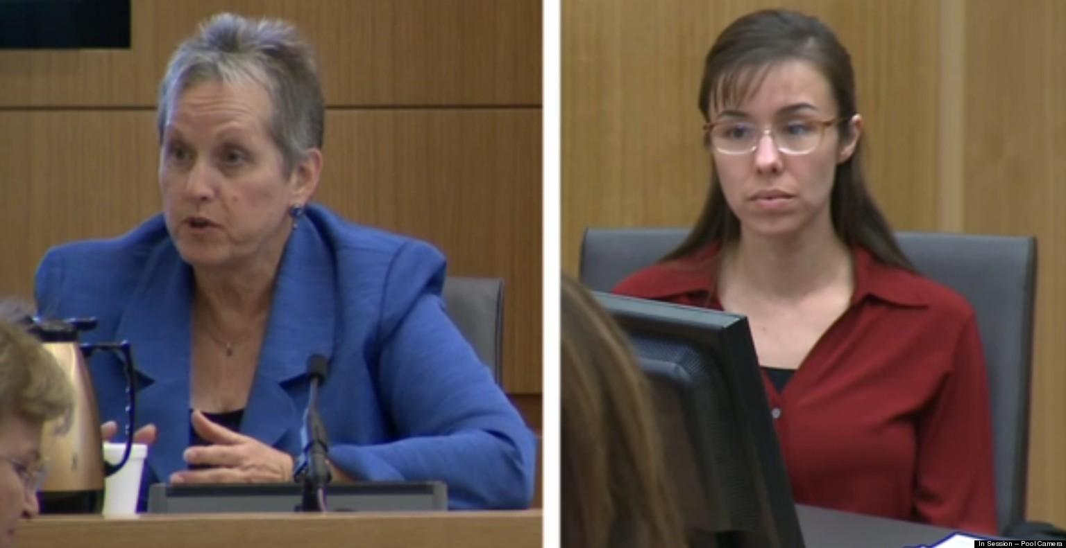 Jodi Arias Trial Day 23 Jodi Arias Is Innocent Jodi Arias Not