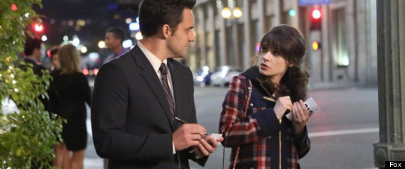 NEW GIRL FIRST DATE RECAP
