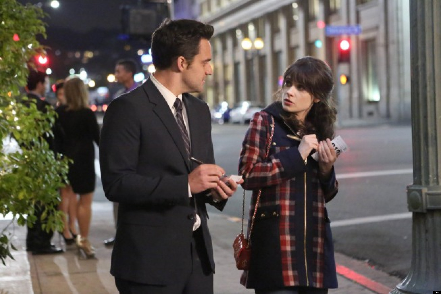 New girl jess and nick start dating episode