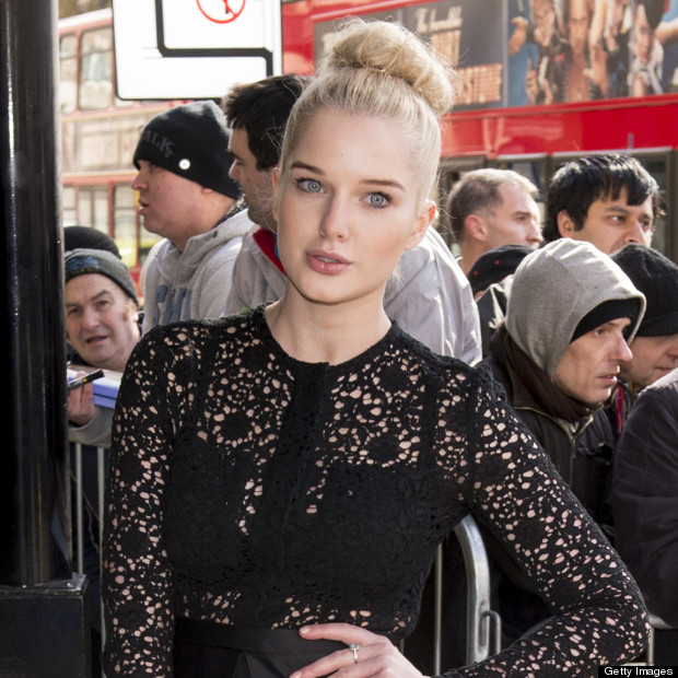 helen flanagan film role
