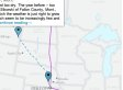 MAP: Keystone XL Pipeline And The People In Its Path