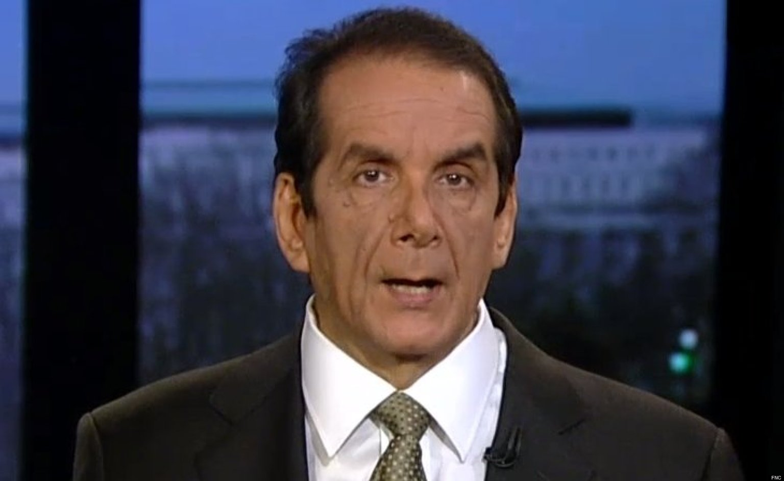 Image result for Charles Krauthammer