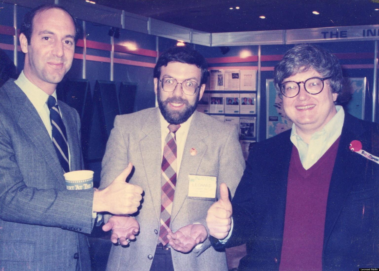 Roger Ebert More Than Just a Critic  HuffPost