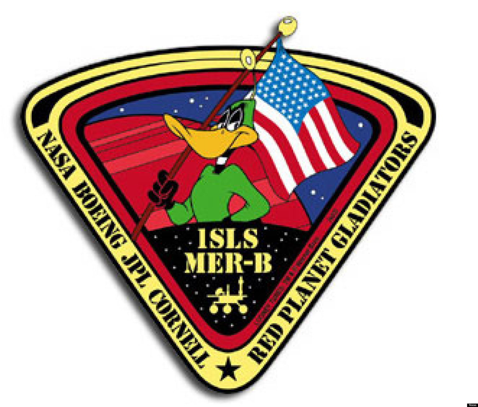 mars exploration rover mission patch - photo #25