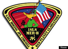 cool space mission patch - photo #19