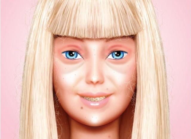 comment se maquiller en barbie