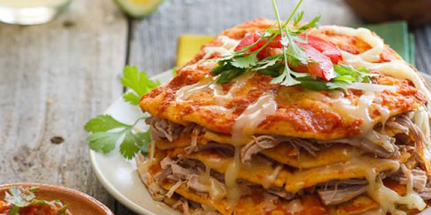 Enchiladas - Beef2Live