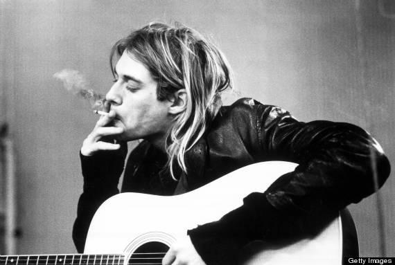 kurt cobain death anniversary