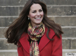 PHOTOS: Kate Middleton Confronts The Miniature Version Of Herself