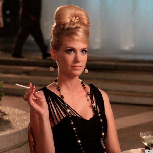 Mad Men Makeup 7 Beauty Tips We Learned From The Show