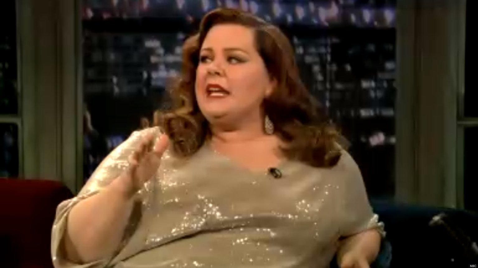 Melissa mccarthy pizza eating business snl celebrity