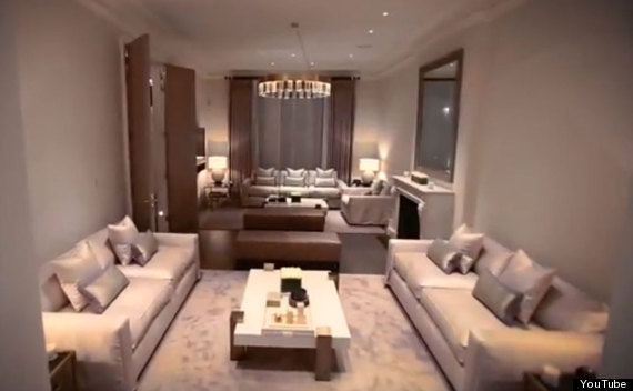 Simon Cowell Lets Cameras Inside His London House VIDEO