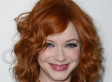 Christina Hendricks jimmy kimmel