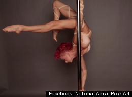 It's Called 'Pole Art'