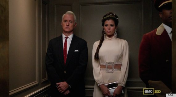 Ganz und zu Extrem 9 Genius Style Lessons From 'Mad Men' (PHOTOS) | HuffPost Life @FP_47