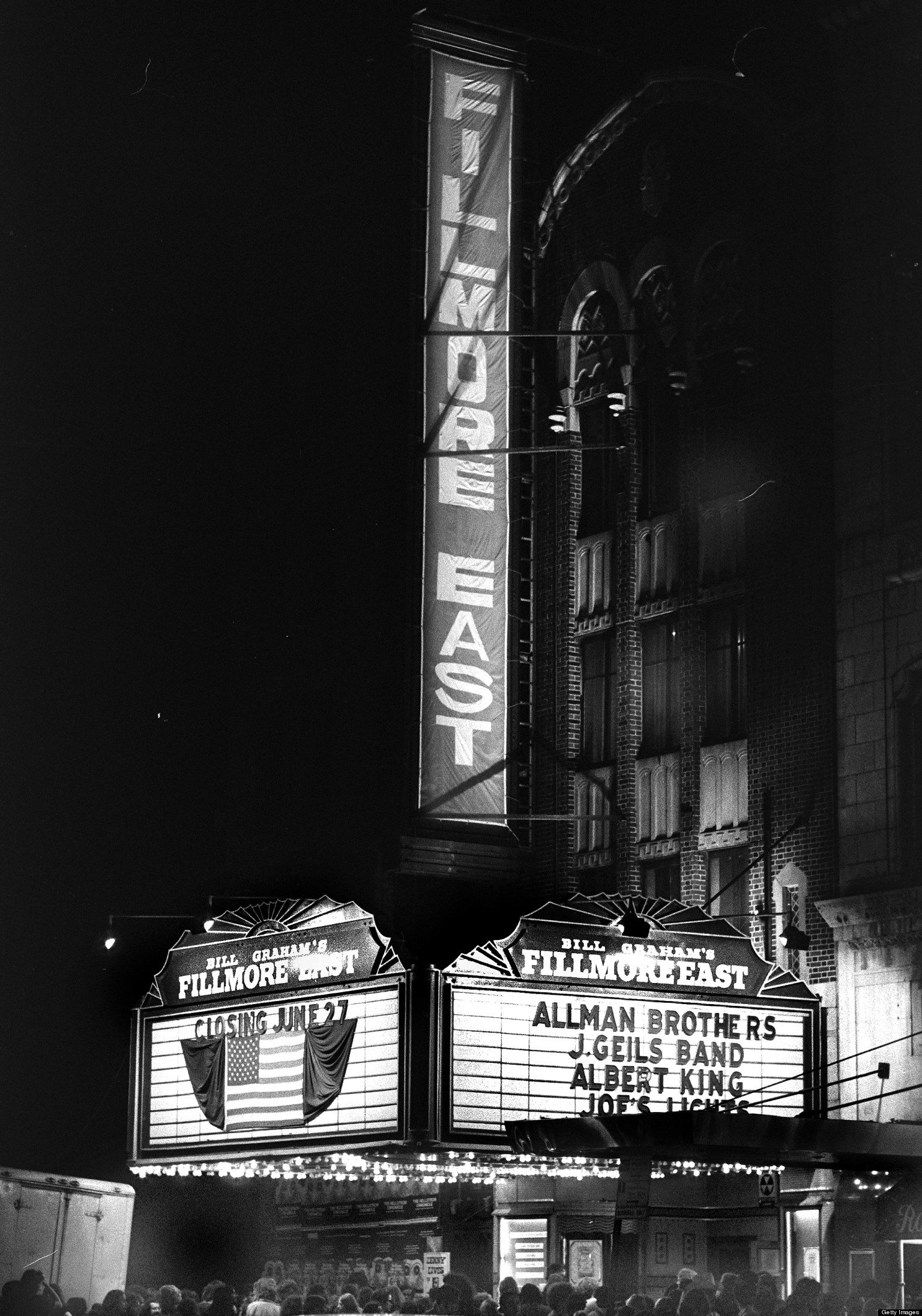 45 Years Ago April 5th And 6th 1968 The Who Debut At The Fillmore East The Night After Mlk