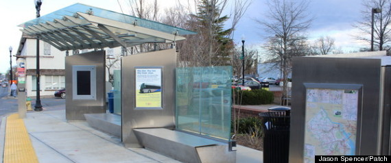 MILLION DOLLAR BUS STOP