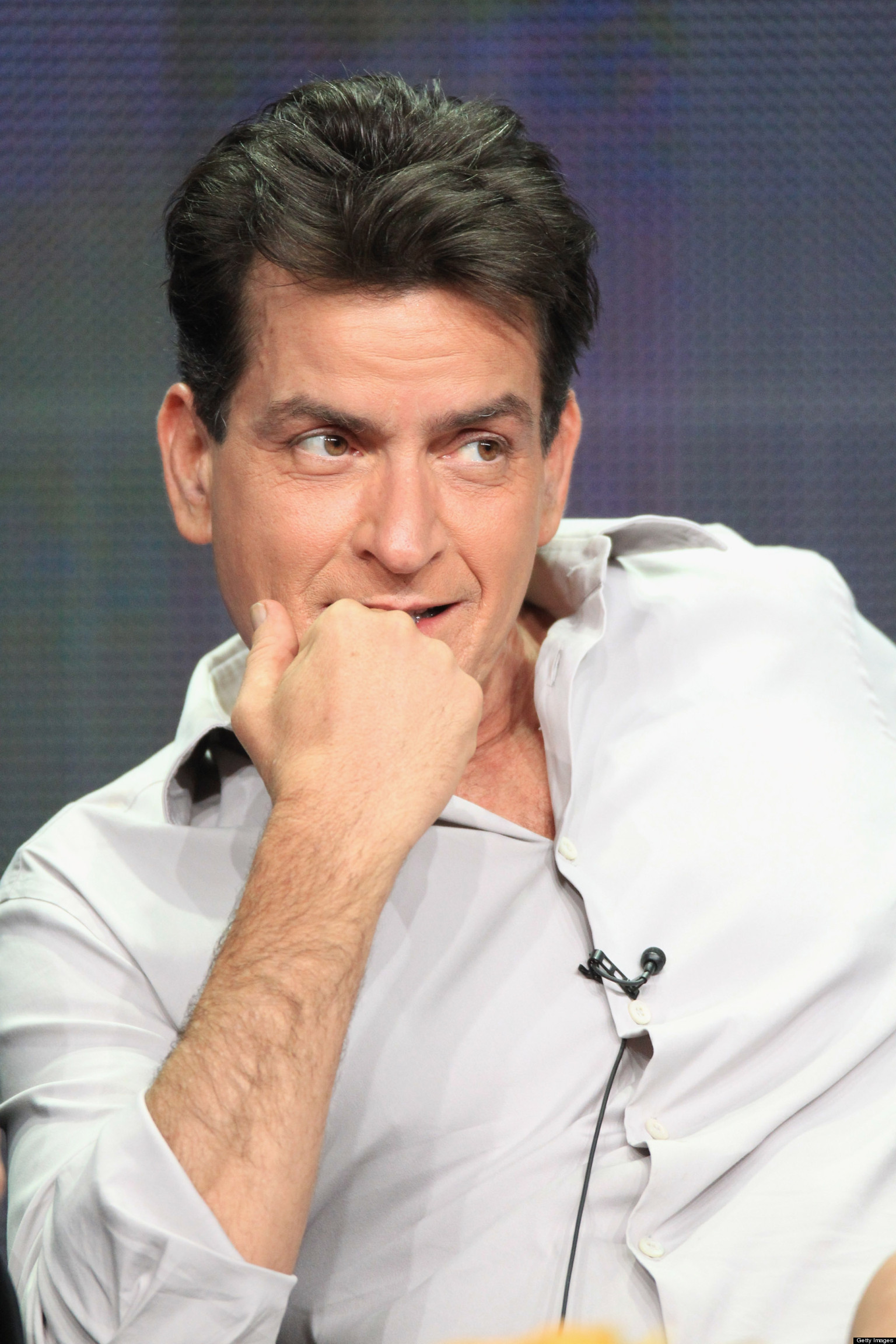 Charlie Sheen Reveals His Favorite Ex