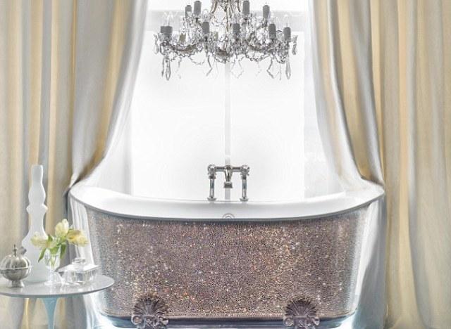 swarovski bathtub