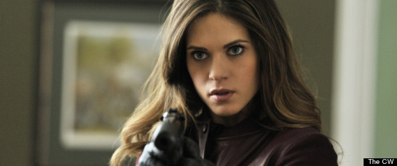Nikita Tipping Point Lyndsy Fonseca Alex
