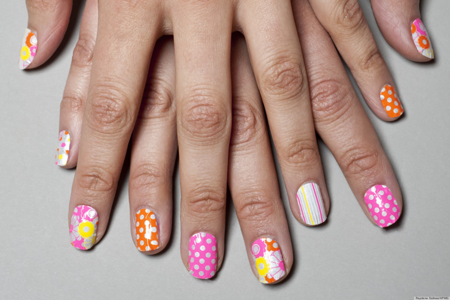 Nails Art: Nail Art Stickers: The Dos And Don'ts Of Application