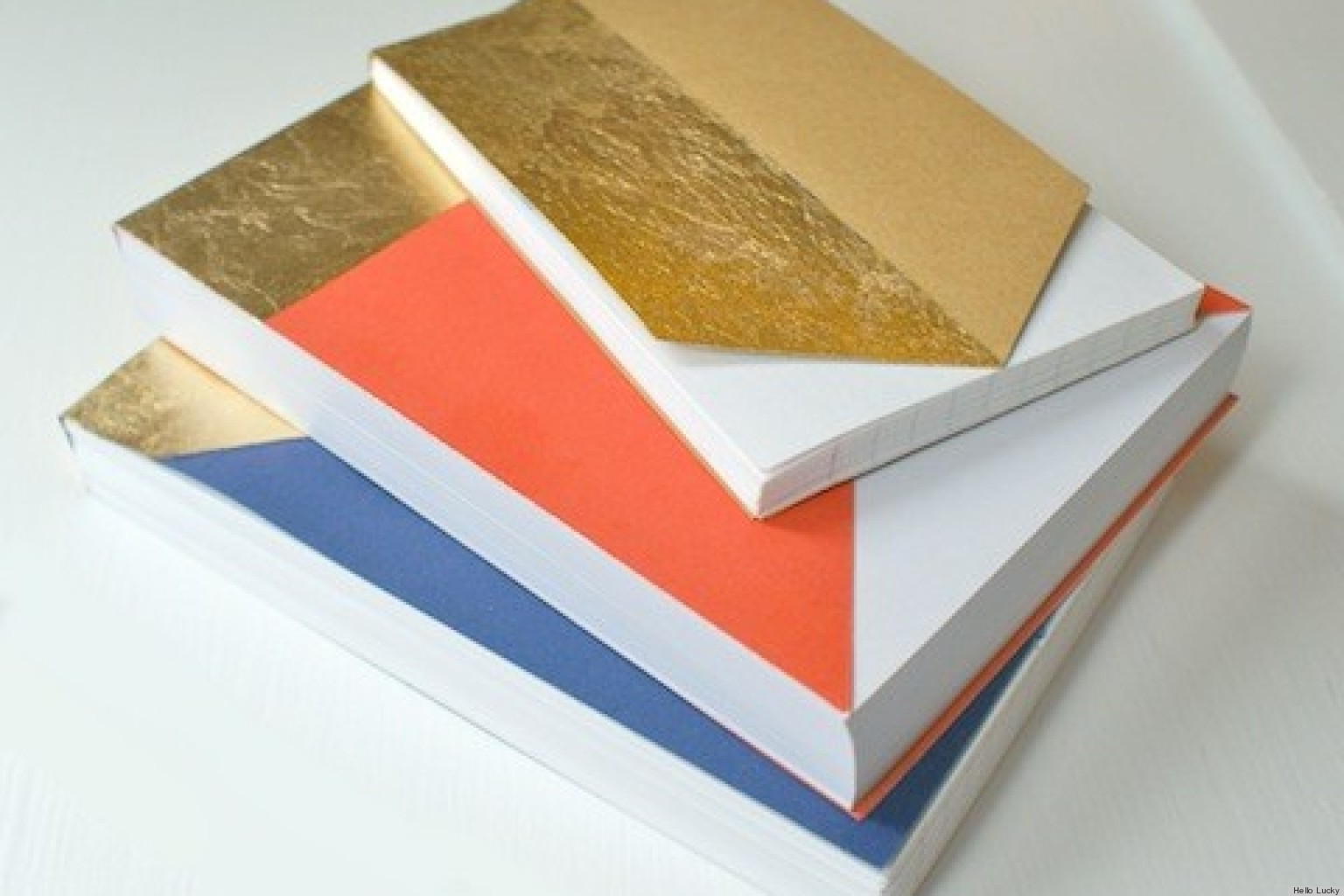 A Roundup Of 7 DIY Journal Ideas To Personalize Your Notebook ...